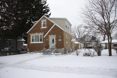 Brookfield Single Family Home Price Change: 3132 Vernon Avenue
