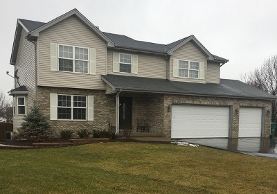 Romeoville Single Family Home For Sale: 652 Sedge Meadow Court