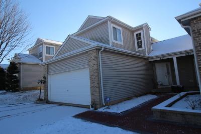Elgin Condo/Townhouse Contingent: 829 Park Bluff Circle #829
