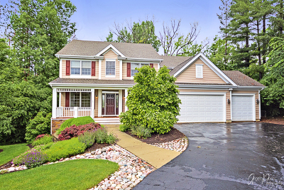 Island Lake Single Family Home For Sale: 3403 Kettle Court