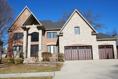 Naperville Single Family Home For Sale: 911 Watercress Drive