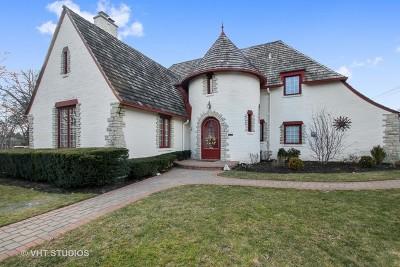 Evanston Single Family Home For Sale: 9560 Drake Avenue