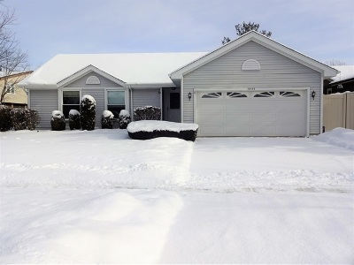 Mokena Single Family Home For Sale: 19545 South Glennell Avenue