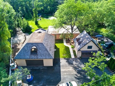 Lake Forest Single Family Home For Sale: 26910 North Longwood Road