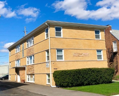 Melrose Park Multi Family Home For Sale: 1948 North 19th Avenue