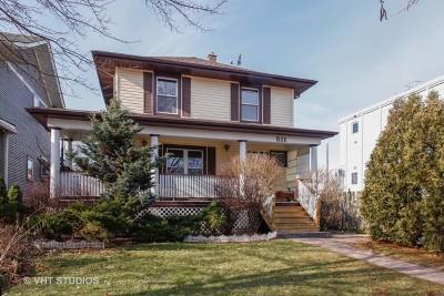 Oak Park Single Family Home For Sale: 511 Lyman Avenue