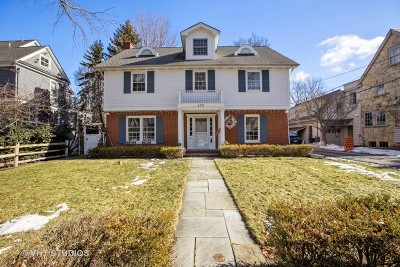 Winnetka Single Family Home New: 475 Poplar Street
