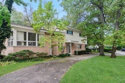 Skokie Single Family Home For Sale: 3845 Four Winds Way