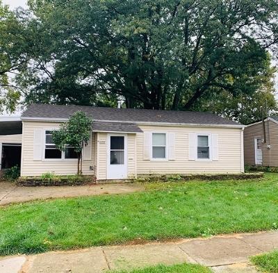 Romeoville Single Family Home For Sale: 622 Jordan Avenue