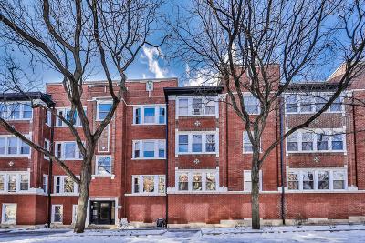 Condo/Townhouse For Sale: 1321 West Sunnyside Avenue #1