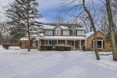 Frankfort Single Family Home For Sale: 430 Butternut Trail