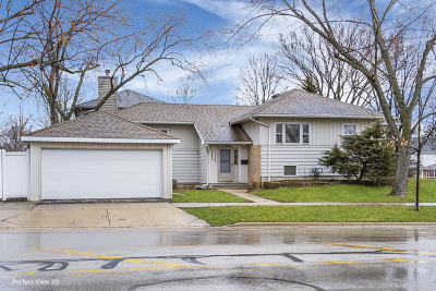 Downers Grove Single Family Home For Sale: 4750 Pershing Avenue