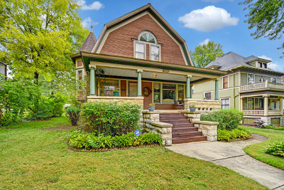 Joliet Single Family Home For Sale: 613 Buell Avenue