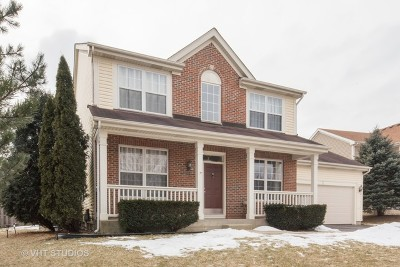 Streamwood Single Family Home For Sale: 1 Cardinal Court