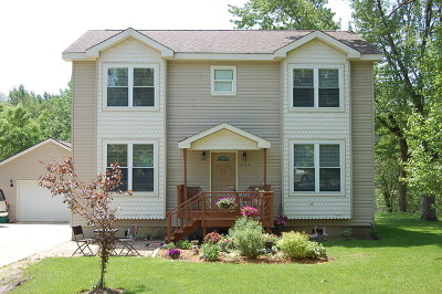 Lake Zurich Single Family Home For Sale: 23417 West South Lakewood Lane