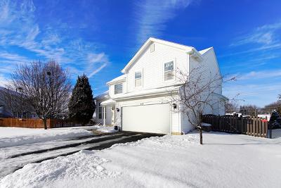 Oswego Single Family Home For Sale: 415 Matena Drive