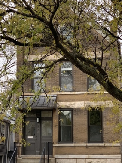Multi Family Home For Sale: 1722 West Wabansia Avenue