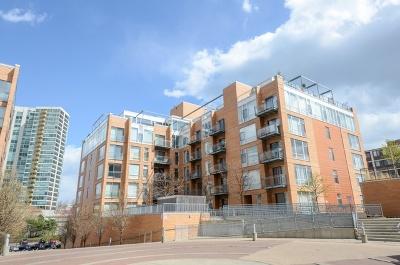 Evanston Condo/Townhouse For Sale: 1720 Oak Avenue #801A