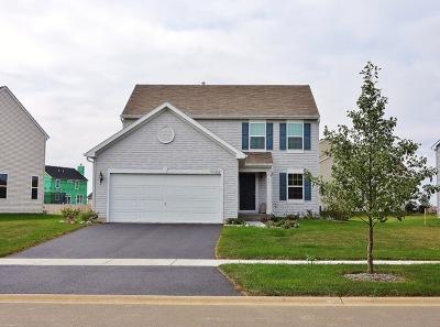 Joliet Single Family Home For Sale: 506 Cahokia Street