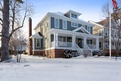 Geneva IL Single Family Home Re-Activated: $1,100,000