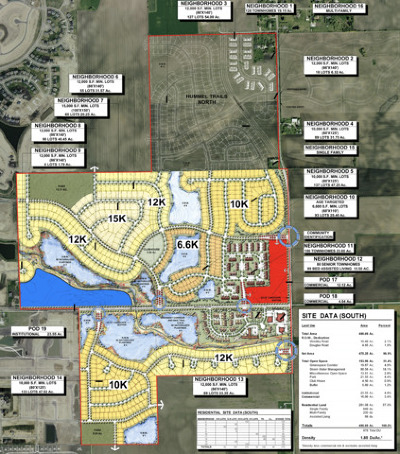 Residential Lots & Land For Sale: 488 Mixed Use Acres