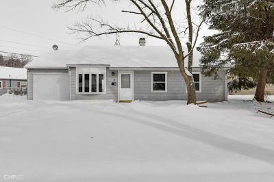 Streamwood Single Family Home For Sale: 20 Edgewood Drive