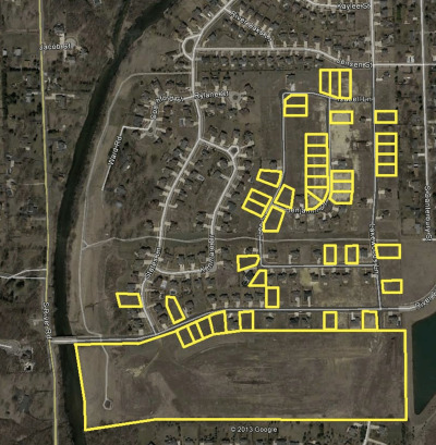 Shorewood Residential Lots & Land For Sale: 42 Improved Lots River Crossing