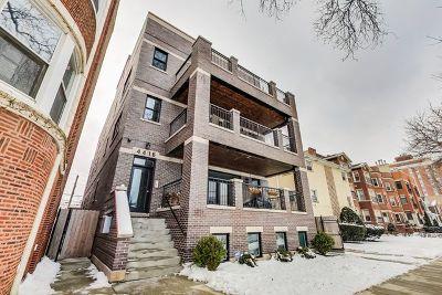 Condo/Townhouse For Sale: 4416 North Winchester Avenue #3