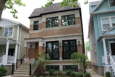 Single Family Home For Sale: 1924 West Patterson Avenue
