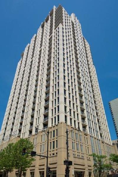 Condo/Townhouse For Sale: 1250 South Michigan Avenue #2402