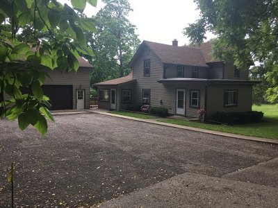 Crystal Lake Single Family Home For Sale: 4519 Buhl Road