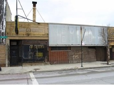 Chicago Residential Lots & Land For Sale: 536 East 47th Street