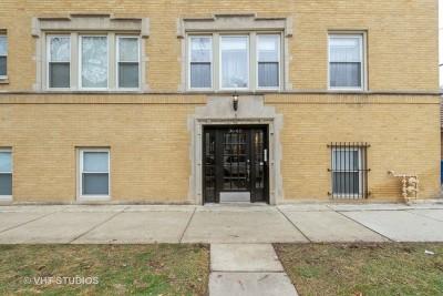 Condo/Townhouse For Sale: 3648 West Belle Plaine Avenue #305