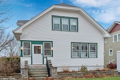 Mount Prospect Single Family Home For Sale: 208 South Edward Street