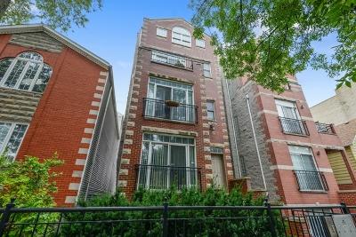 Condo/Townhouse For Sale: 2838 North Damen Avenue #3