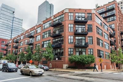 Condo/Townhouse For Sale: 333 West Hubbard Street #509