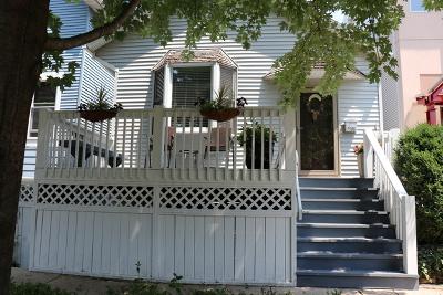 Single Family Home Price Change: 2705 North Marshfield Avenue
