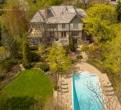 Glencoe Single Family Home For Sale: 90 Crescent Drive