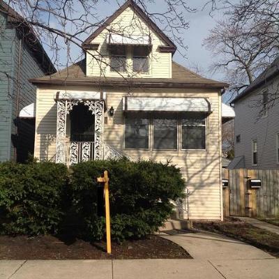 Single Family Home For Sale: 4119 North Ridgeway Avenue