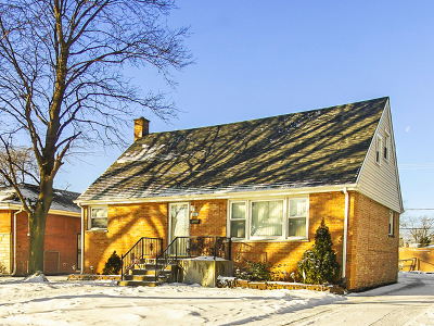 Bellwood Single Family Home For Sale: 528 Hyde Park Avenue