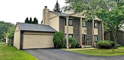 Roselle Single Family Home For Sale: 625 East Devon Avenue
