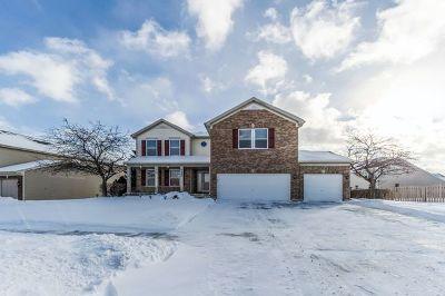 Aurora Single Family Home For Sale: 2227 Barrington Drive West