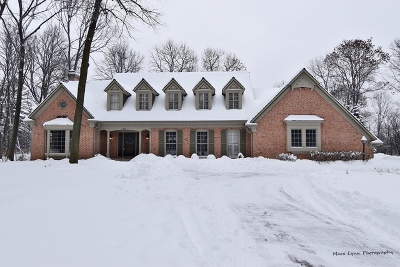 St. Charles Single Family Home For Sale: 1735 Hampton Course