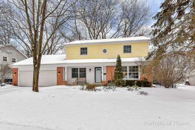 Naperville Single Family Home Re-Activated: 116 East 14th Avenue