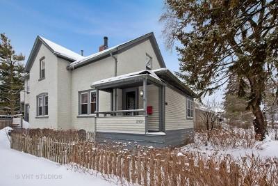 Wilmette Single Family Home For Sale: 2101 Lake Avenue