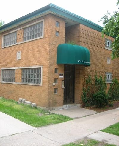 Oak Park Condo/Townhouse For Sale: 651 South Boulevard #8