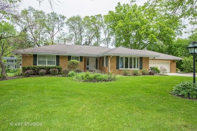 Barrington  Single Family Home For Sale: 434 Otis Road