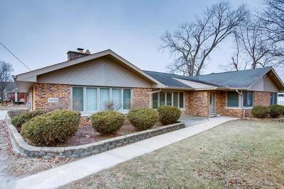 Oak Forest Single Family Home For Sale: 14700 Lorel Avenue