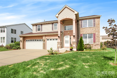 Plainfield Single Family Home For Sale: 14543 Colonial Parkway