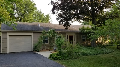 Highland Park Single Family Home For Sale: 1348 Bob O Link Road